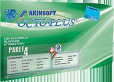 OctoPlus Paket 4 + Epson LX-350 Yazıcı