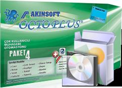 Akınsoft Octoplus Paket 4